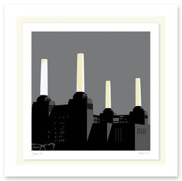 BATTERSEA POWER STATION GREY