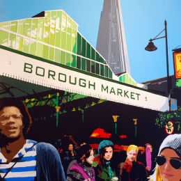 (SOLD) Borough Market
