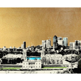 SOLD OUT......London, Greenwich (Unframed)