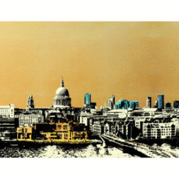 SOLD OUT......The City of London (Unframed)