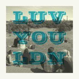 LDN Blue (Unframed)