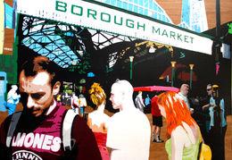 Saturday Morning at Bouragh Market £9800