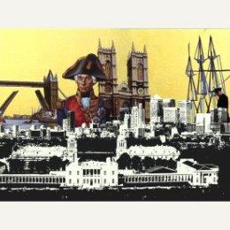 Single Handed Sailor (Greenwich)