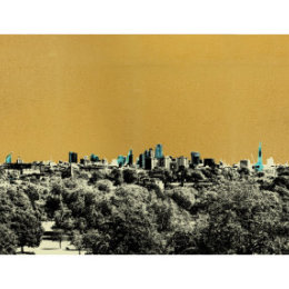 SOLD OUT......Primrose Hill ii (Unframed)