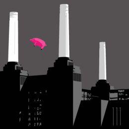 (SOLD) Battersea Power Bacon