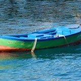 A boat in Tenerife