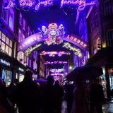 Carnaby St christmas lights