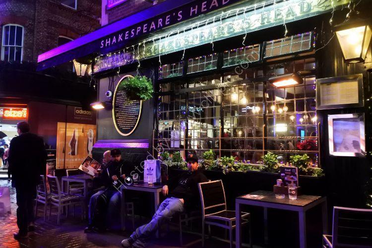 Carnaby Street pub