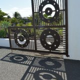 Casar Manrique's Gate Lanzarote