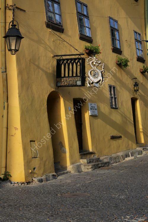 Count Dracula birthplace Romania