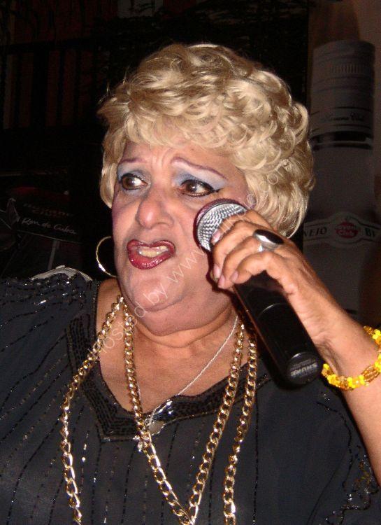 Cuban Singer