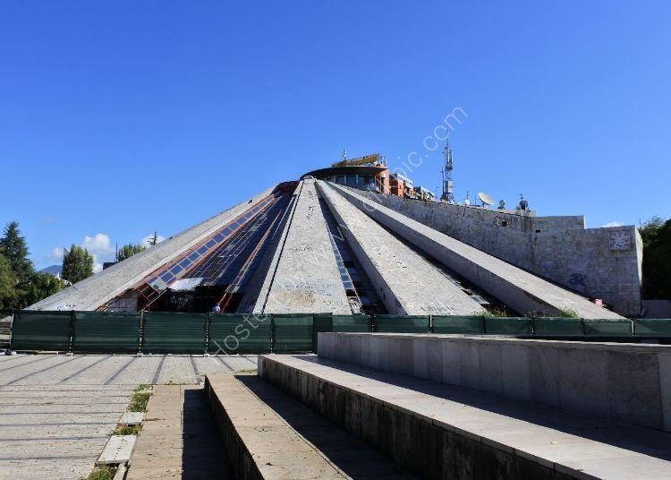 The Pyramid Albania