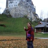 Dracula Castle with me