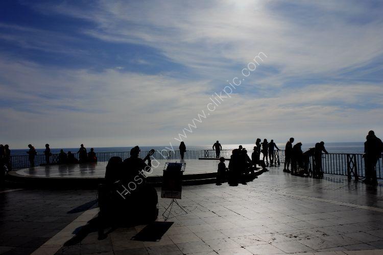 El Balcon de Europa Nerja Spain