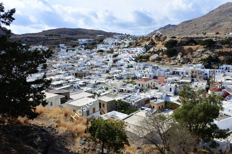 Lindos Town