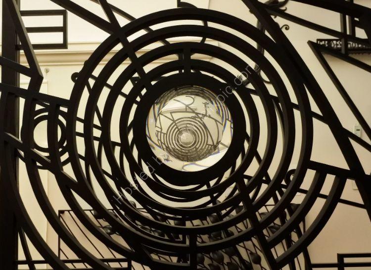 Metalwork in the museum