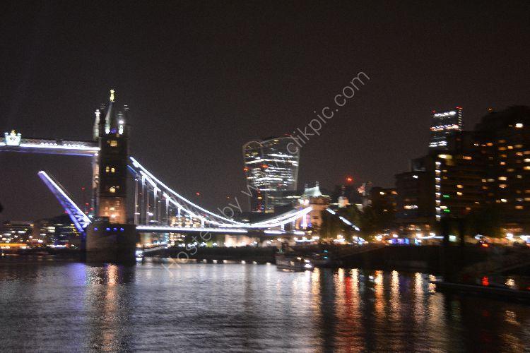 Paddle Steamer Thames Trip