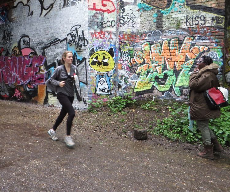 Parkland Walk Crouch End