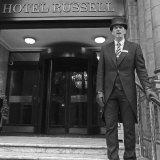 Serge Verhulst the Doorman