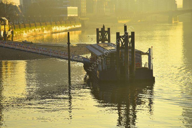 Thames at Sunset