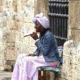 The Cuban Cigar Seller