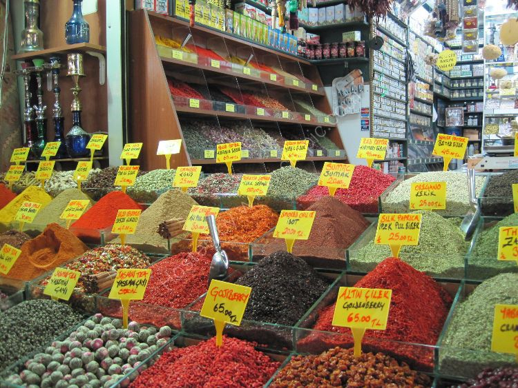 The Spice Market Istanbul