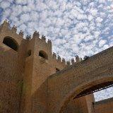 Velez Blanco Castle in Spain