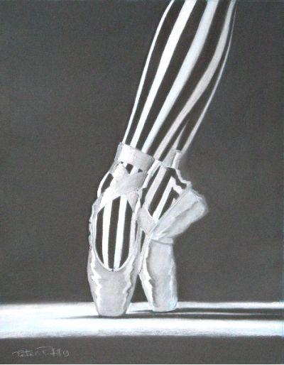 Black and White Stripes 2