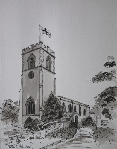 St Peter's Church, Scotter