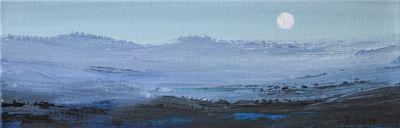 Sunrise On A Grey Landscape