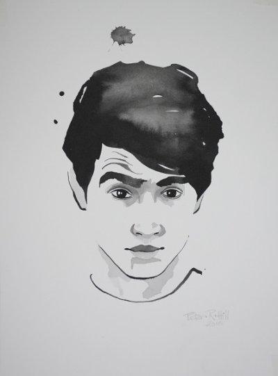 Boy's Head