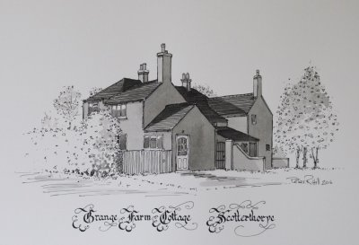 2 Grange  Farm Cottages : Scotterthorpe