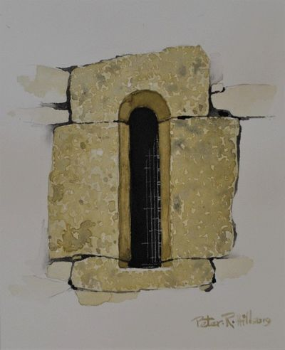 Window At St Genewys, Scotton (3)