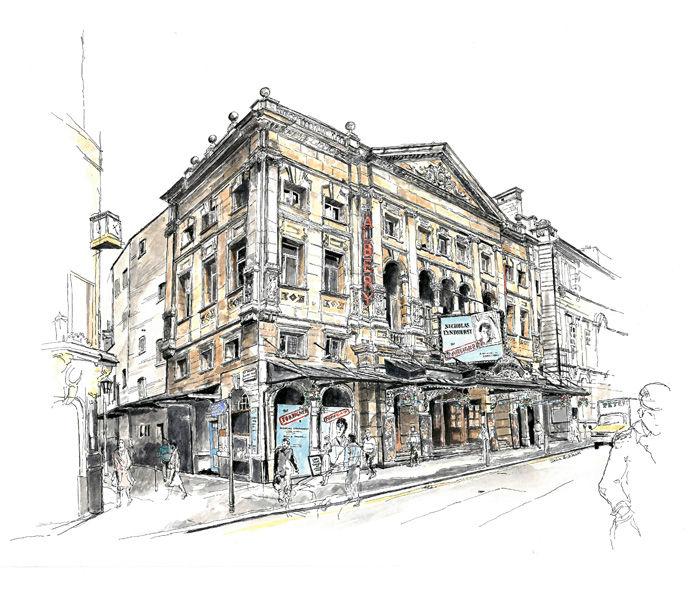 Albery Theatre, London
