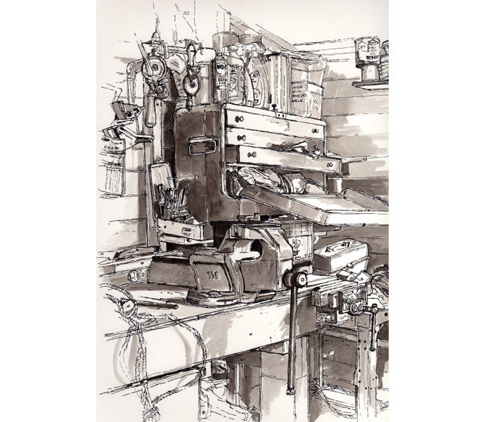 Mick's workshop 2