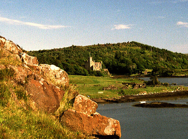 Dunvegan Castle, home of MacLeod of MacLeod for over 1000 years