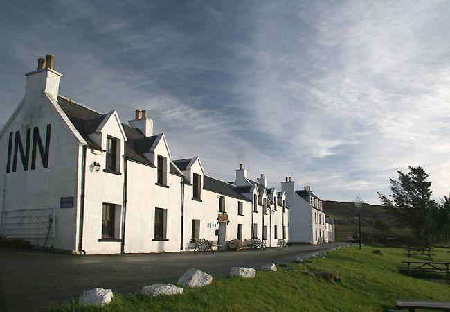 Stein Inn and the village
