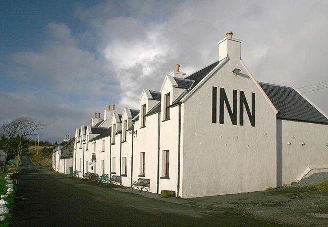 Stein Inn from the south