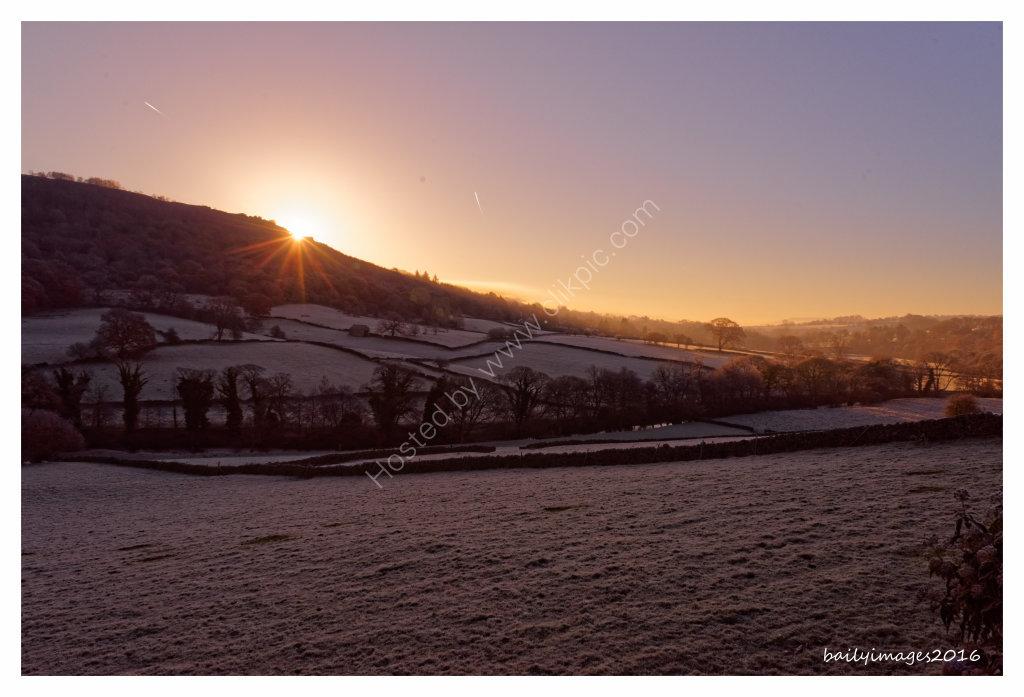 Grindleford Sunrise