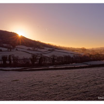 Grindleford Sunrise