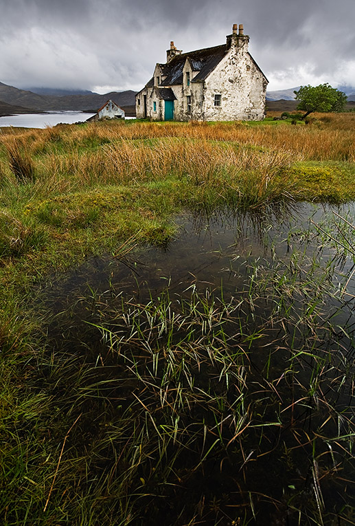 Hebridean cottage