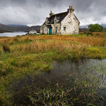 Hebridean cottage