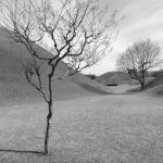 Burial mounds-Korea
