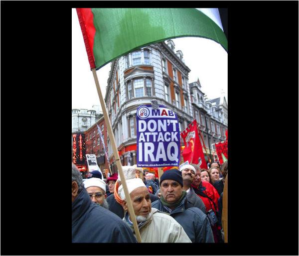 ANTI IRAQ DEMO 2