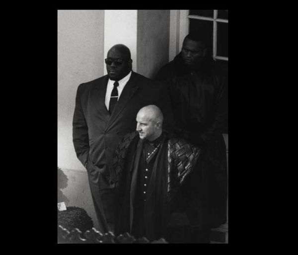 RONNIE KRAY FUNERAL