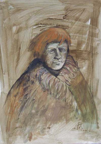 Irish Portrait