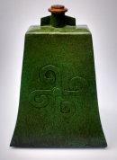 green bell form vessel