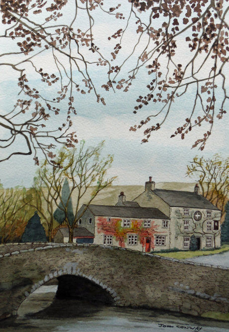Listers Arms - Malham (SOLD)