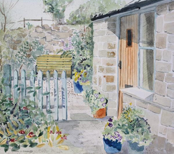 Front Garden Raber Top Farm