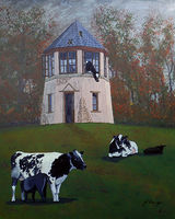 Pepperpot with Cows